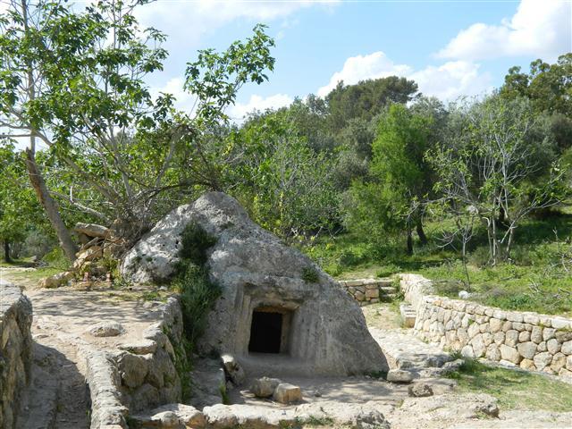 מערות בישראל